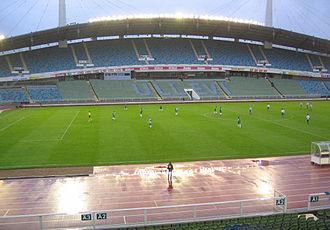 UEFA Euro 1992 - Image: Nyaullevi