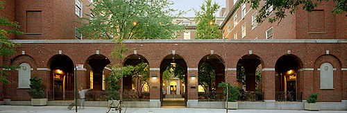 New York University School of Law, Vanderbilt Hall