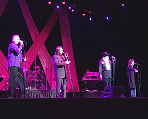 The Boys Are Back (The Oak Ridge Boys album) - The Oak Ridge Boys performing in 2007