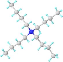 Quaternary ammonium cation - Wikipedia