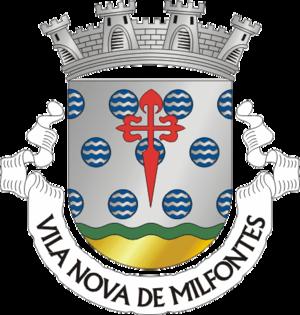 Vila Nova de Milfontes - Image: ODM vilanovamilfontes