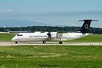 OE-LGP DeHavilland Canada (Bombardier) DHC-8-402 Dash8 DH8D - AUA (SWR) (27746935584).jpg