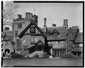 OFFICE WING NORTH - Stan Hywet Hall, 714 North Portage Path, Akron, Summit County, OH HABS OHIO,77-AKRO,5-114.tif