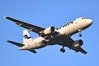 OH-LXM - A320 - Finnair