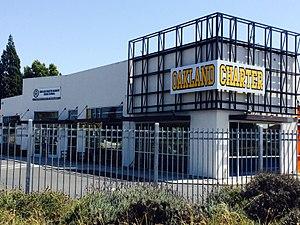 Oakland Charter Academy - Oakland Charter Academy campus.