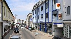 Oberpullendorf - Hauptstraße (Rathaus).JPG