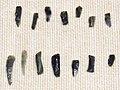 Obsidian blade microliths Imari Shirohebiyama-Iwakage site.jpg
