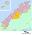 Ochi district in Shimane prefecture.png