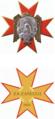 """Odznaka honorowa """"Medal Honorowy za zasługi dla Żandarmerii Wojskowej"""".png"""