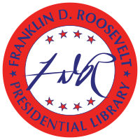 Official logo of the Franklin D. Roosevelt Presidential Library.svg