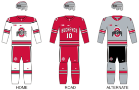 Ohio Buckeyes Hockey unif.png