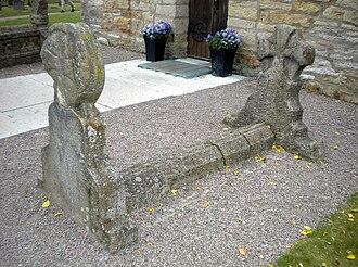 Olof Skötkonung - The alleged Olaf Grave at Husaby Church