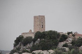 Olbia - Image: Olbia, castello di Pedres (03)