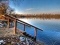 Olchinger See, Einstieg, Südseite.jpg