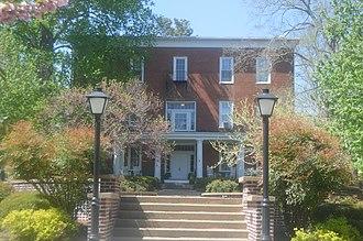 Tennessee Wesleyan University - Old College