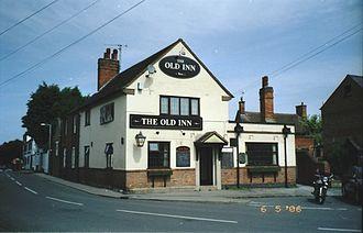 Littlethorpe, Leicestershire - Old Inn Pub, Station Road, Littlethorpe
