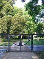 Old Jewish cemetery or Jewish cemetery Berlin-Mitte.JPG