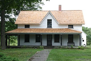 Dougherty Mission House United States historic place