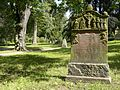 Old gravestone near chapel-Giessen-Alter Friedhof.jpg