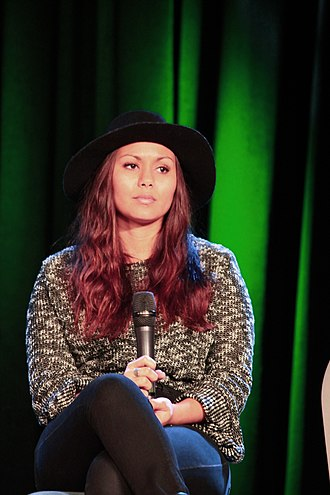 Olivia Olson - Olson at Magic City ComicCon