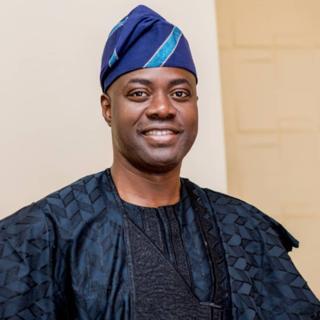 Seyi Makinde Nigerian politician