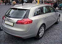 2008 Opel Insignia Sports Tourer