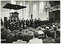 Optreden van de Barbers en Bishops in de Nieuwe Kerk. NL-HlmNHA 54032082.JPG