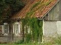 Orłowo, dřevěná chata,.JPG