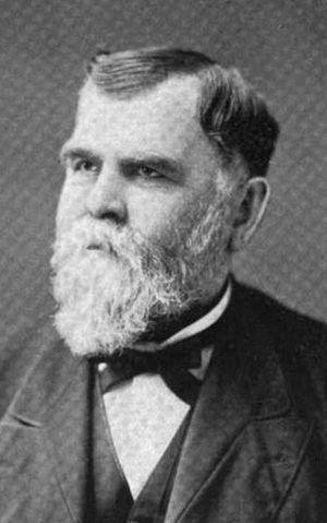 A. C. Gibbs - Image: Oregon Governor AC Gibbs