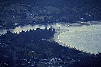 Orford, Tasmania - Township of Orford