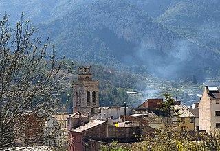 Organyà Municipality in Catalonia, Spain