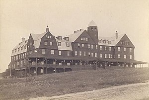 St. Andrews, New Brunswick - The original Algonquin hotel