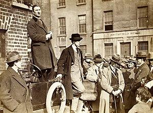 Oscar Traynor - Traynor in July 1922 in Dublin