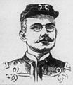 Oscar White, Advertiser sketch, 1895.jpg