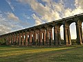 Ouse Valley Viaduct at sunset.jpg