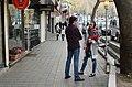 Outside Lamiz Coffee - Sadabad street - Tehran (26260664882).jpg