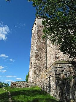 Outside Turku Castle