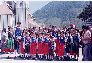 Pasco Region - Celebration in Oxapampa.