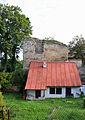 Písková Lhota, Starý Stránov castle 2.jpg