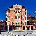 Pörtschach Annastrasse 43 Hotel Astoria S-Ansicht 27112010 4561.jpg