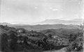 P.C. Skovgaard - Udsigt over Sacco-dalen sydøst for Olevano. I baggrunden Volsci-bjergene - KMS1738 - Statens Museum for Kunst.jpg