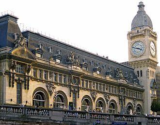 Gare de Lyon - Image: P1210896 Paris XII gare de Lyon rwk