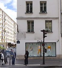 Rue de s vres wikip dia - Hopital laennec rue de sevres ...