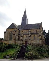 PA00078480 église Saint Pierre aux liens d'Olizy - Ardennes -.jpg
