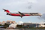 PAWA Dominicana McDonnell Douglas MD-83 JP8459571.jpg