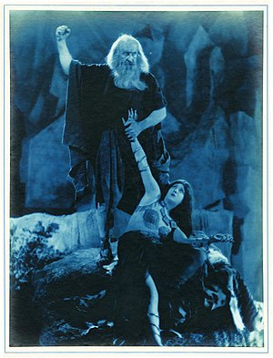 The Ten Commandments (1923 film) - From the film