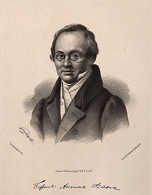Anton Delvig cover