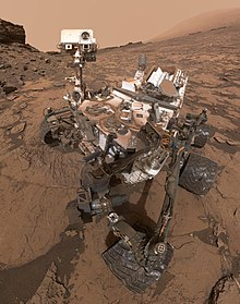 List of artificial objects on Mars - Wikipedia