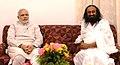 PM Modi and Sri Sri Ravi Shankar.jpg