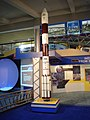 PSLV Scale Down Model - Science City - Kolkata 2006-07-03 04623.JPG